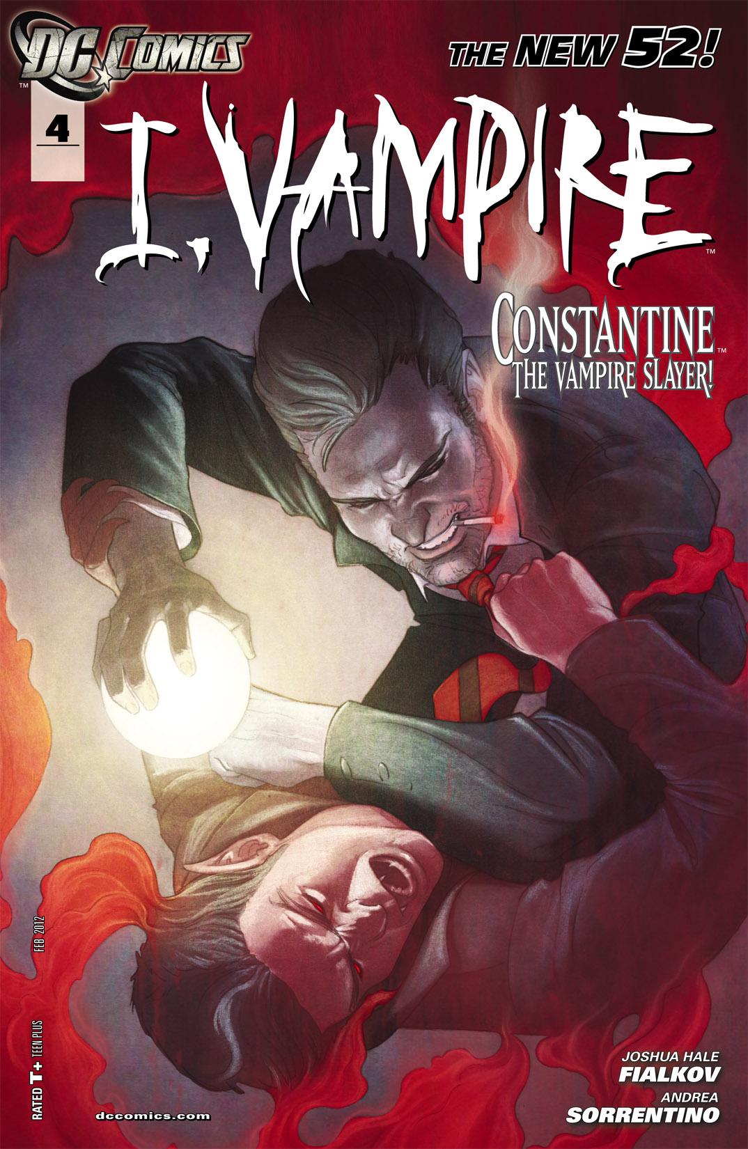 Eu, Vampiro Vol 1 4