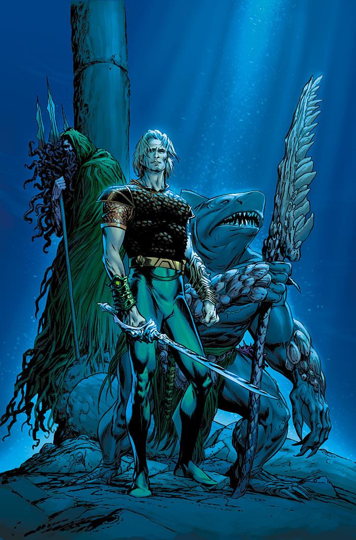 Aquaman: Antigo e Futuro
