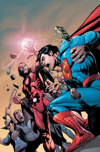 Action Comics: À Prova de Balas