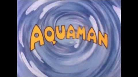 As Aventuras de Aquaman Abertura