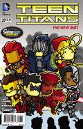 Teen Titans Vol 4 27 Variant