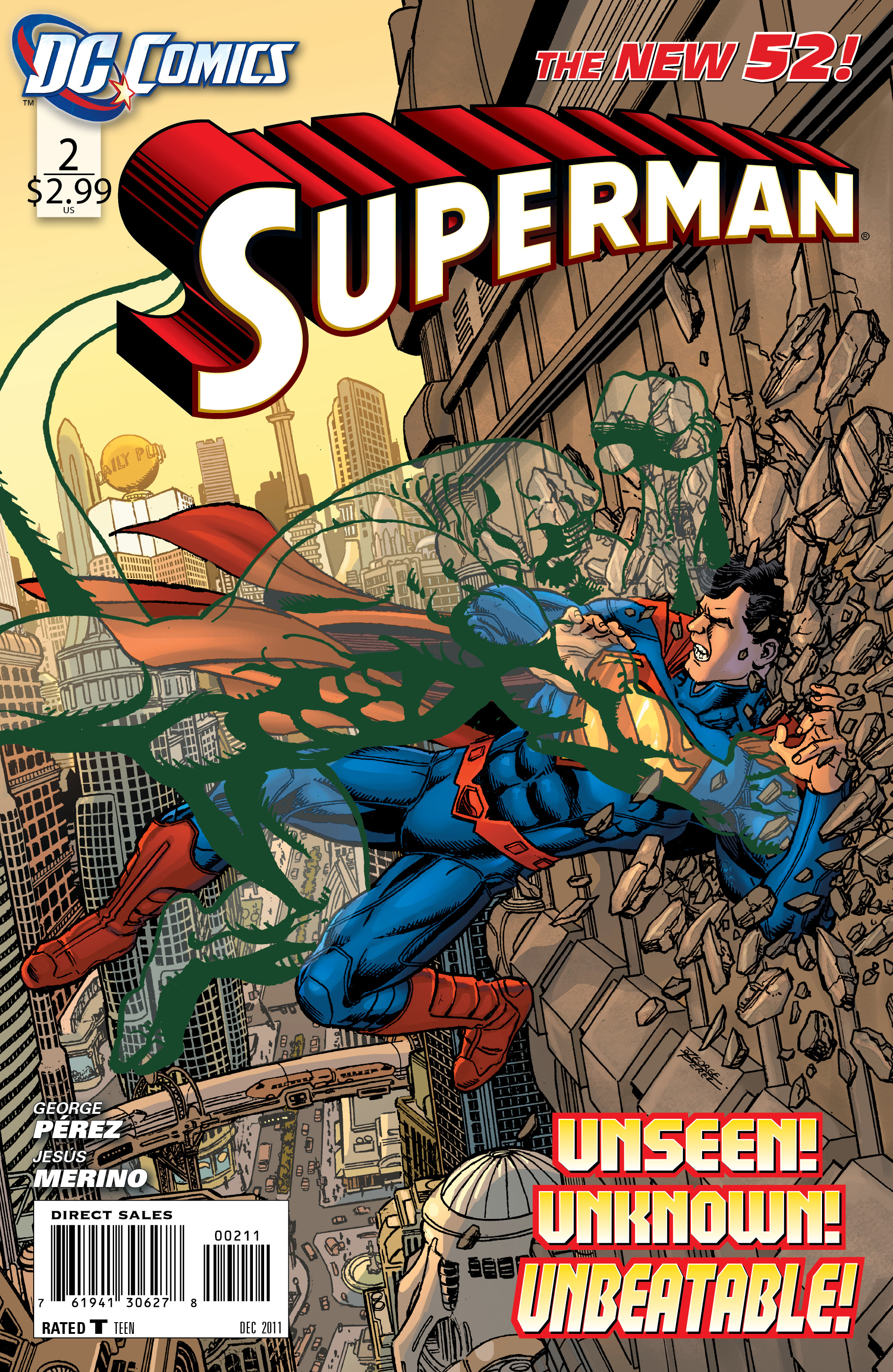 Superman Vol 3 2