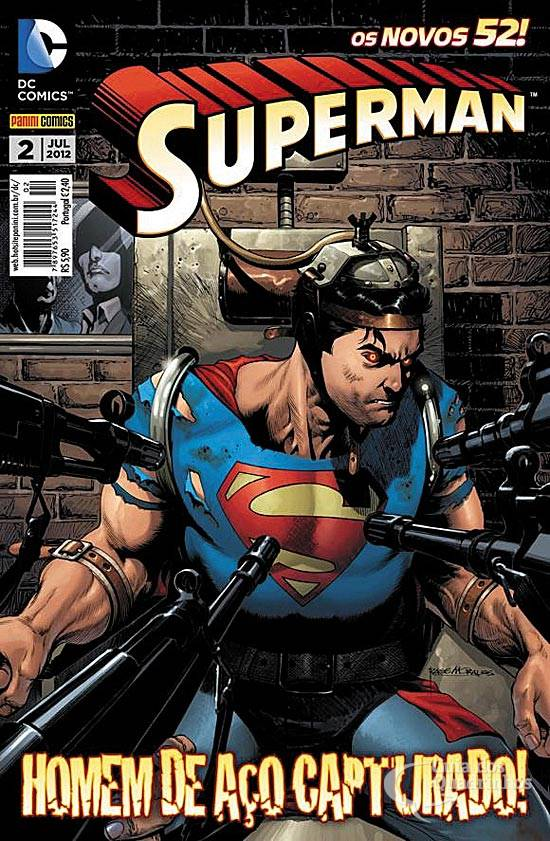 Superman (Panini) Vol 2 2