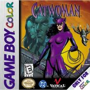Catwoman Gameboy Color