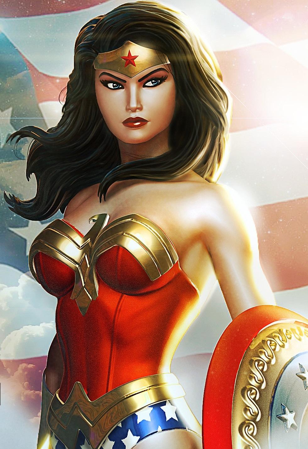 Diana de Themyscira (Universo DC Online)