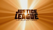 Justice League Unlimited Title Card