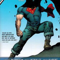Action Comics: Superman e os Homens de Aço (Coleção)