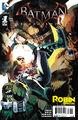 Batman Arkham Knight - Robin Special Vol 1 1