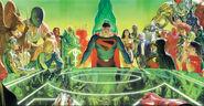 Justice League (Earth-22) 001