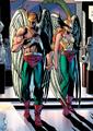 Carter and Shiera Hall Prime Earth 0001