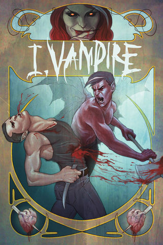 Eu, Vampiro Vol 1 3