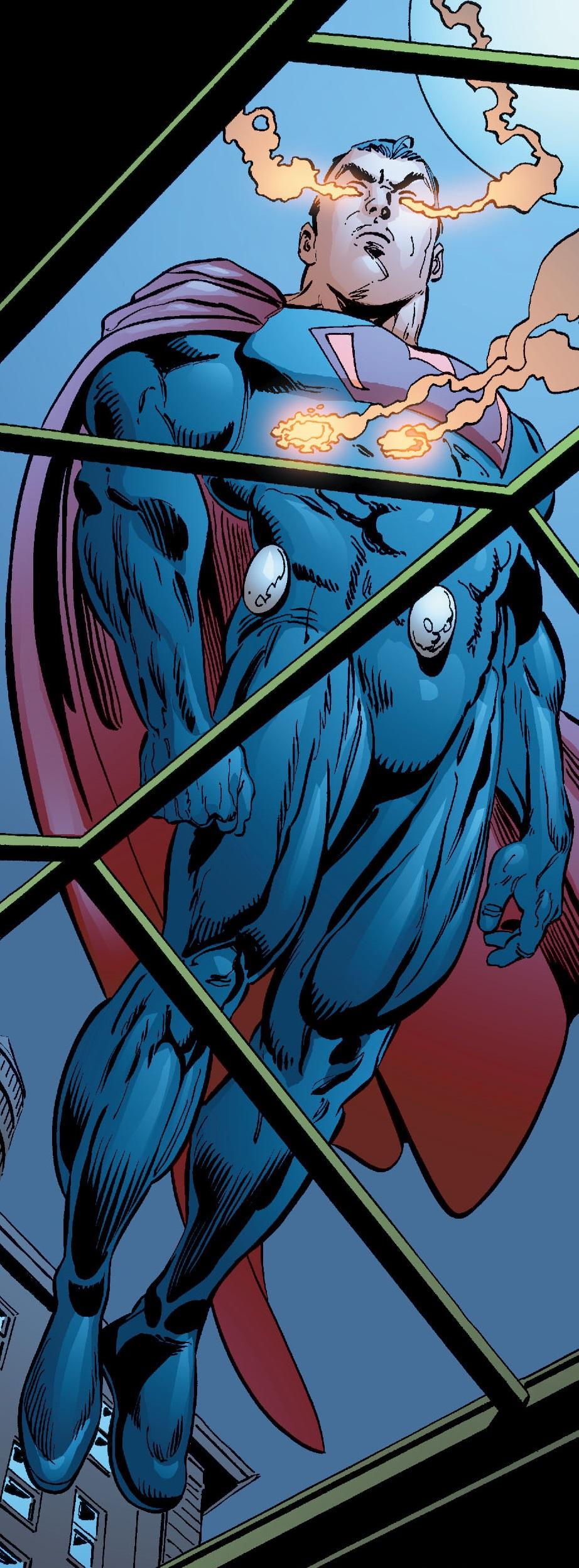 Clark Kent (Universo Antimatéria)