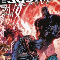 Liga da Justiça Vol 2 6