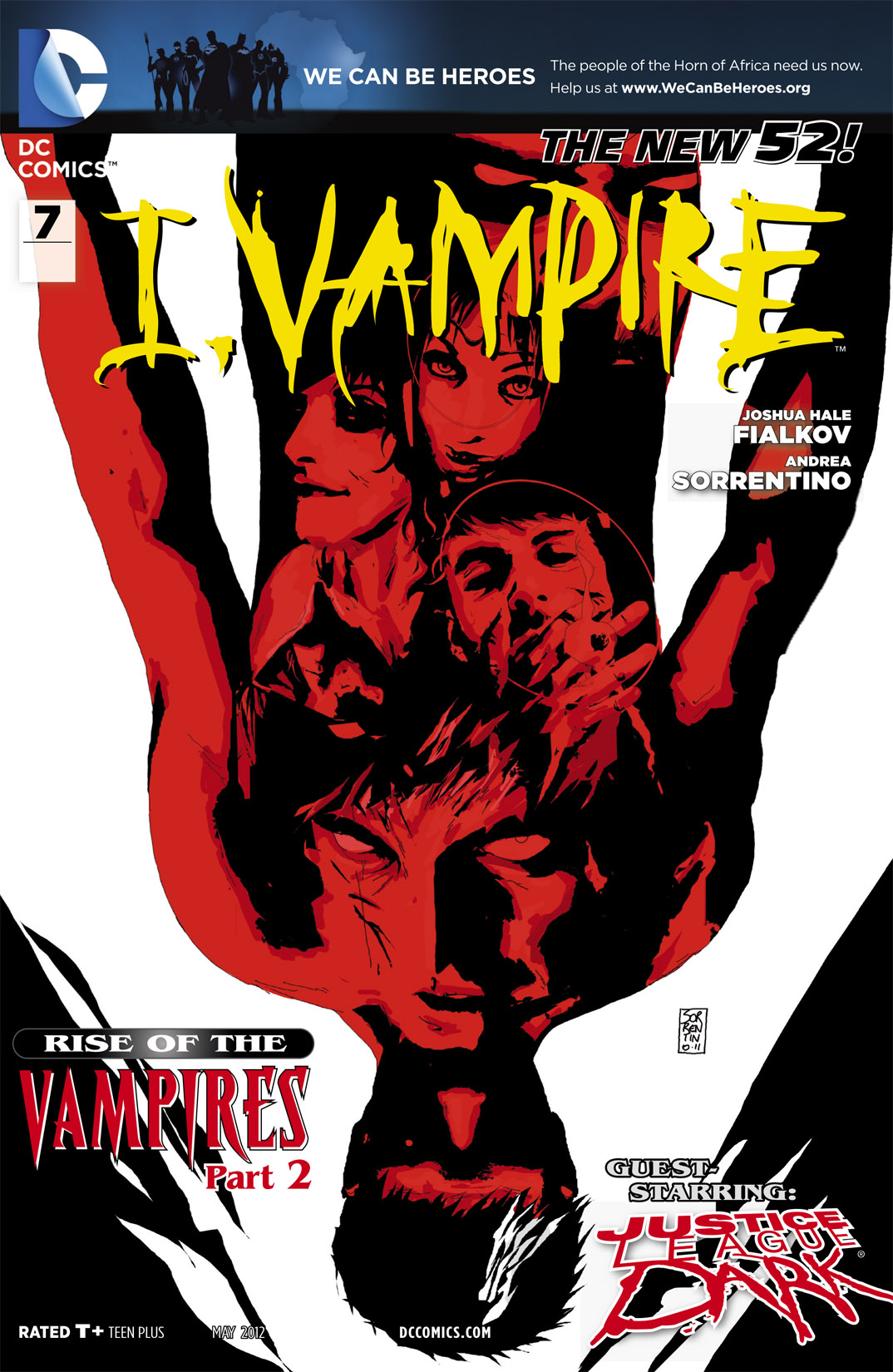 Eu, Vampiro Vol 1 7