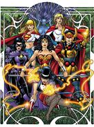 Justice Leagues - Justice League of Amazons Vol 1 1 Textless