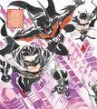 Batman Beyond Lil Gotham 001