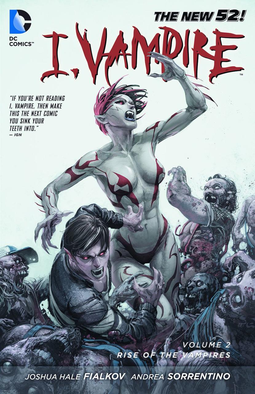 Eu, Vampiro: A Ascensão dos Vampiros (Coleção)