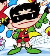 Robin Tiny Titans 001