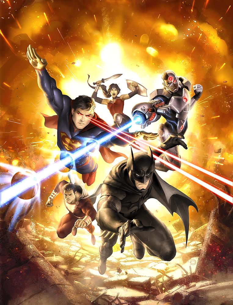Liga da Justiça (Universo de Filmes Animados da DC)