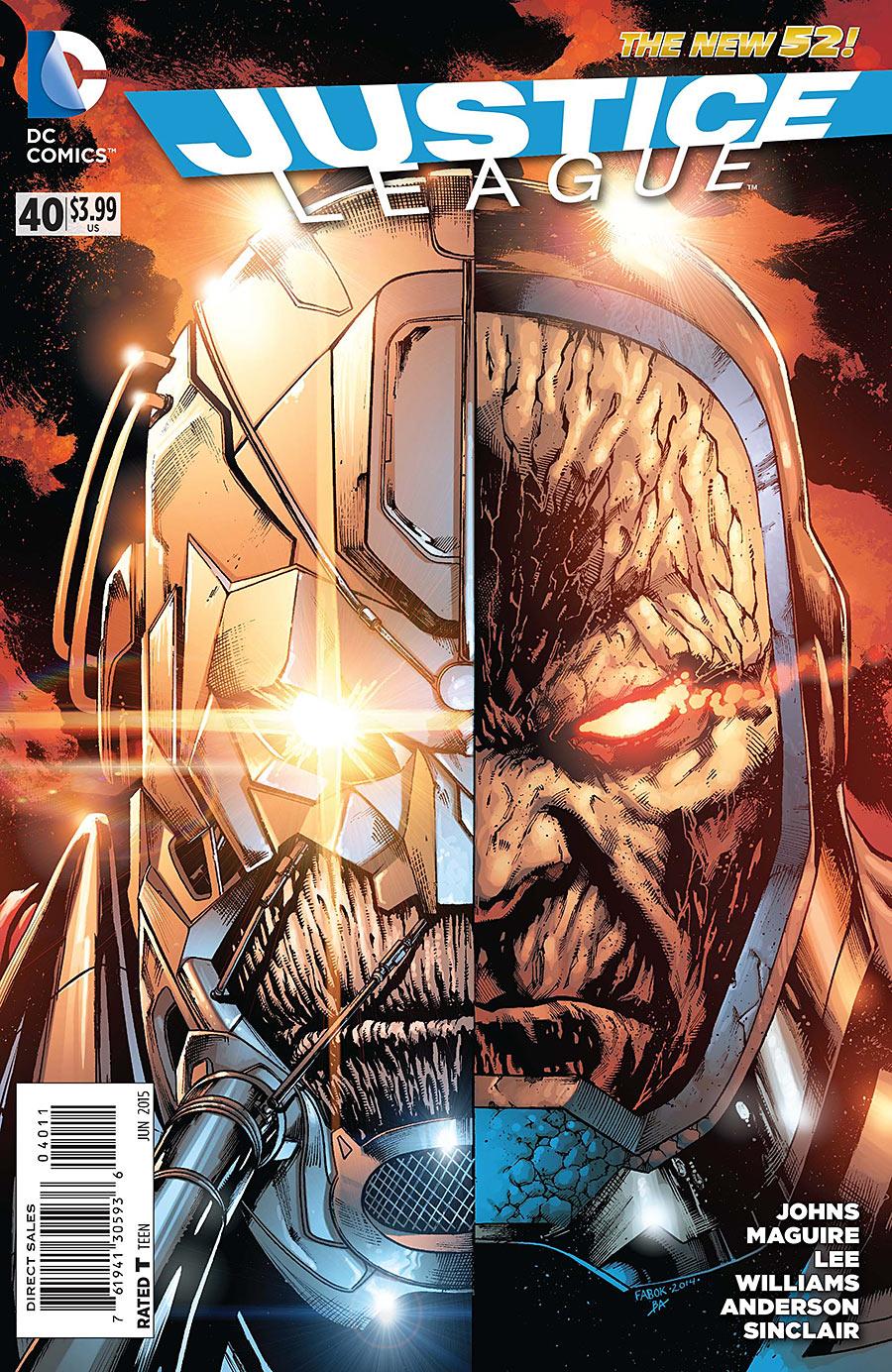 Liga da Justiça: A Guerra de Darkseid