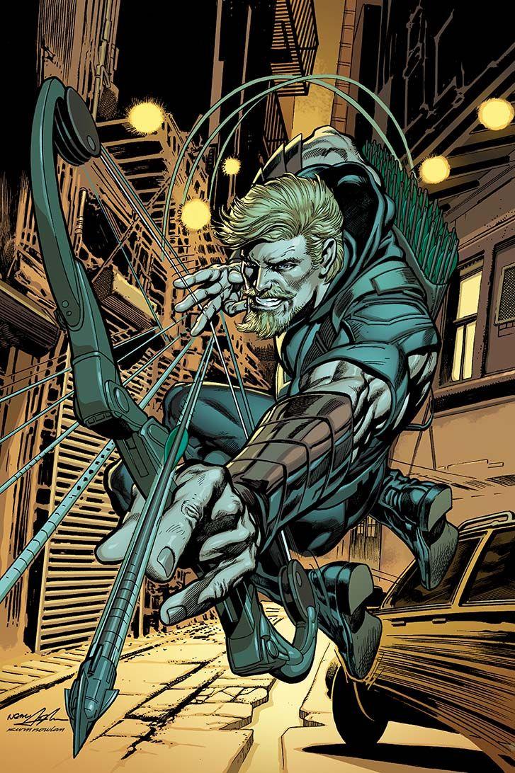 Oliver Queen (Terra Primal)