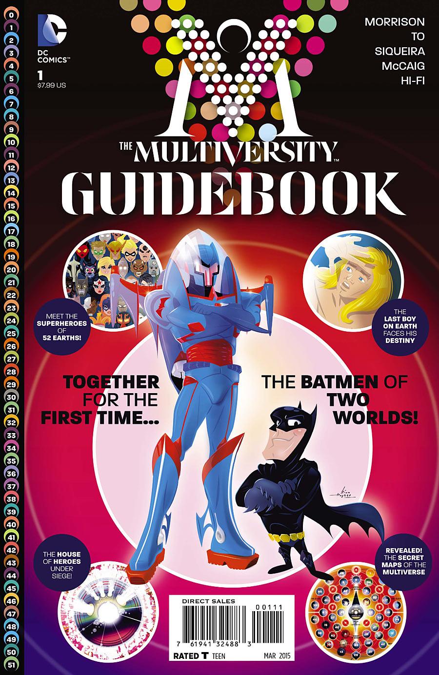 O Guia da Multiversidade Vol 1 1