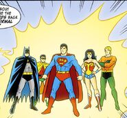 Justice League of America Scooby-Doo Team-Up 001