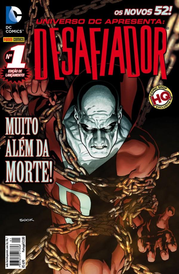 Universo DC Apresenta: Desafiador (Panini) Vol 1 1
