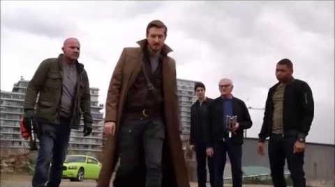 DC's Legends of Tomorrow 2 Temporada - Trailer Comic Con Legendado HD