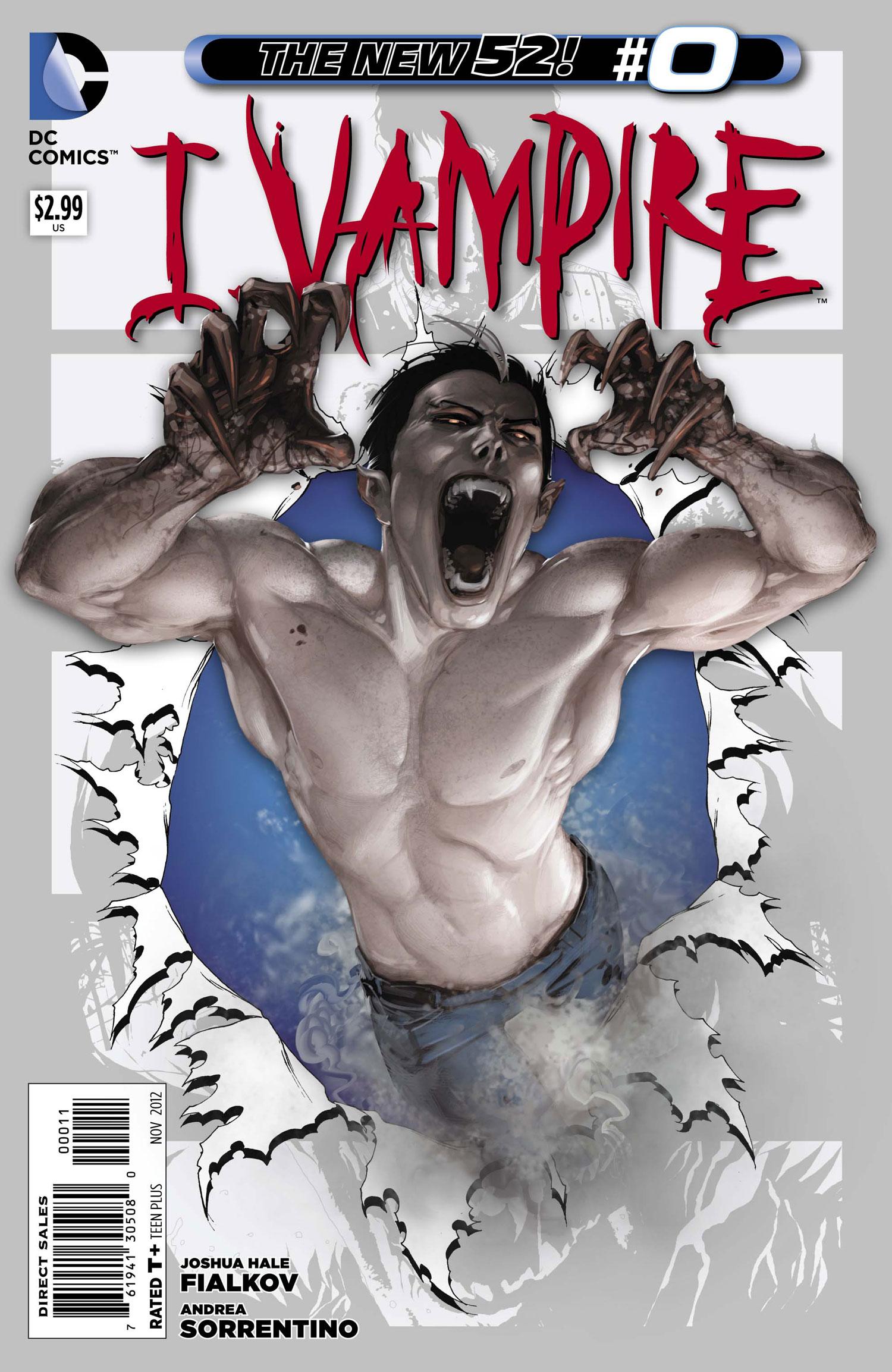 Eu, Vampiro Vol 1 0