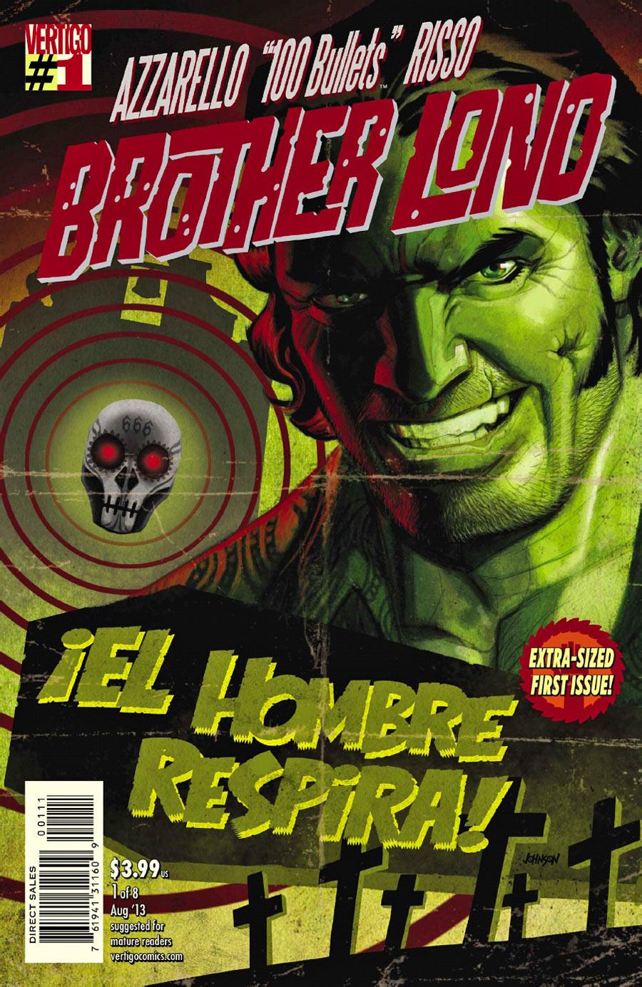 100 Balas: Irmão Lono Vol 1