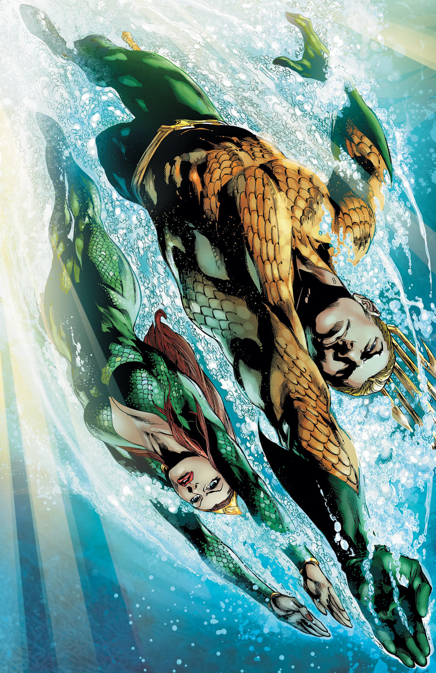Aquaman Vol 7 8