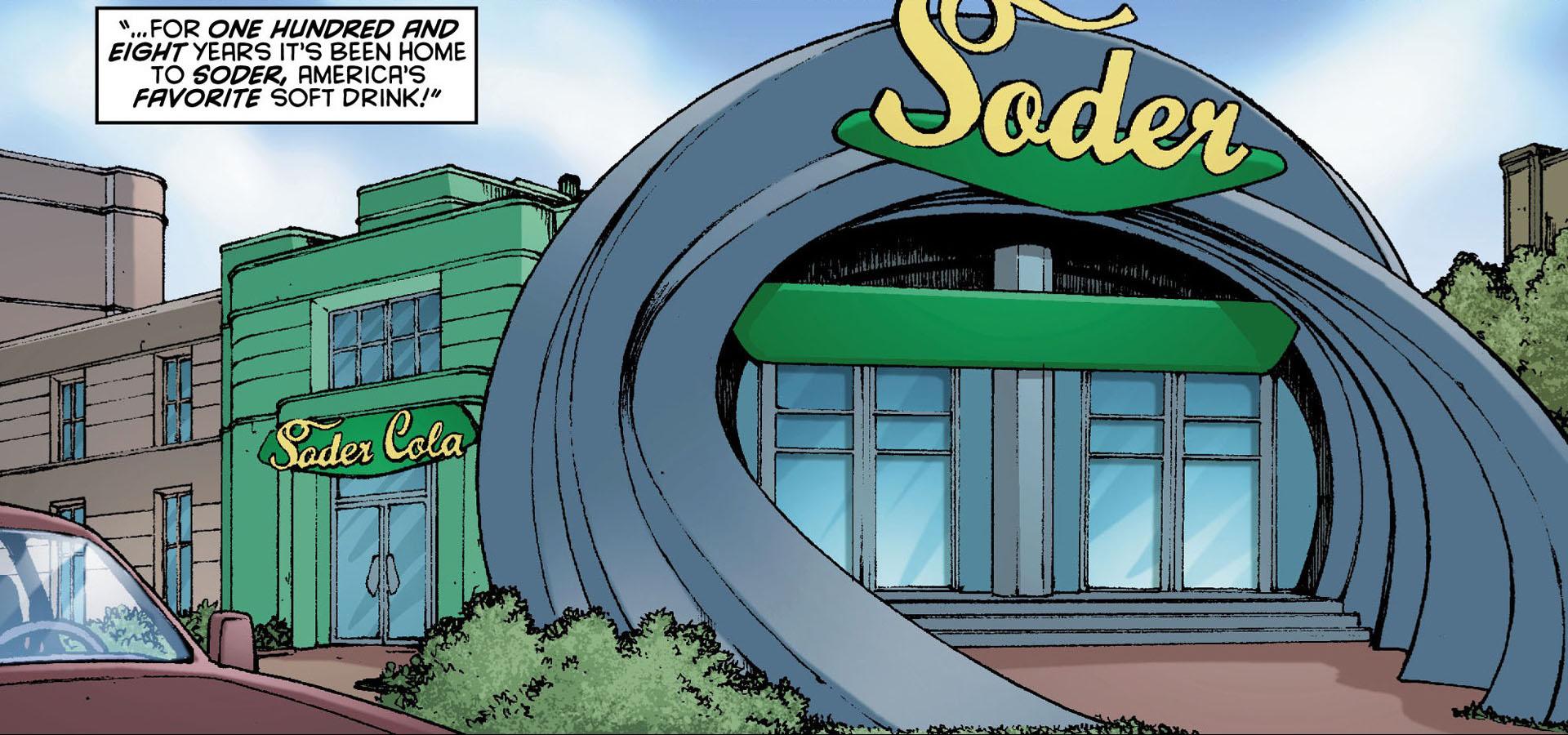 Soder Cola