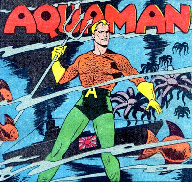 Aquaman (Terra-Dois)