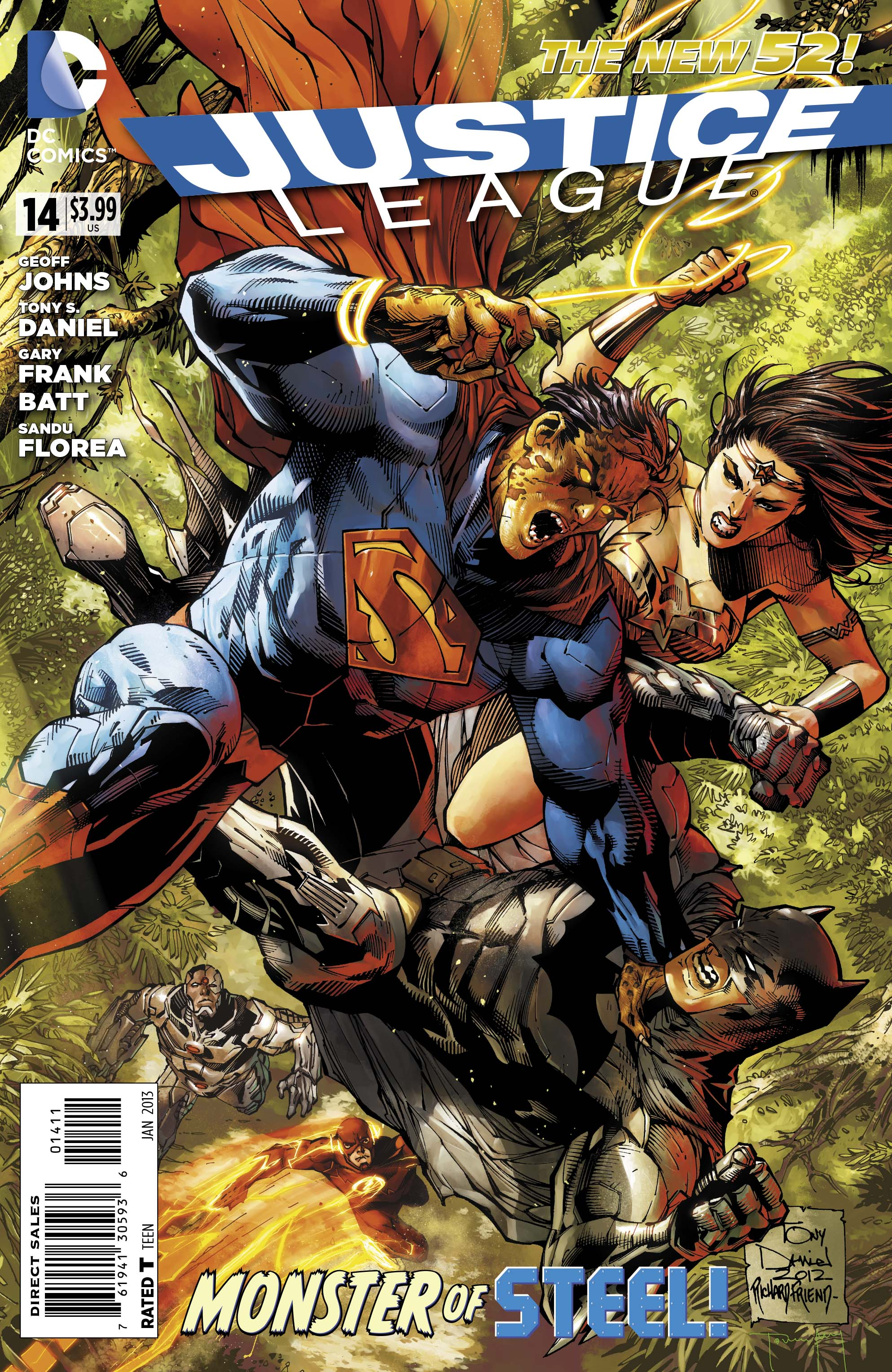 Liga da Justiça Vol 2 14