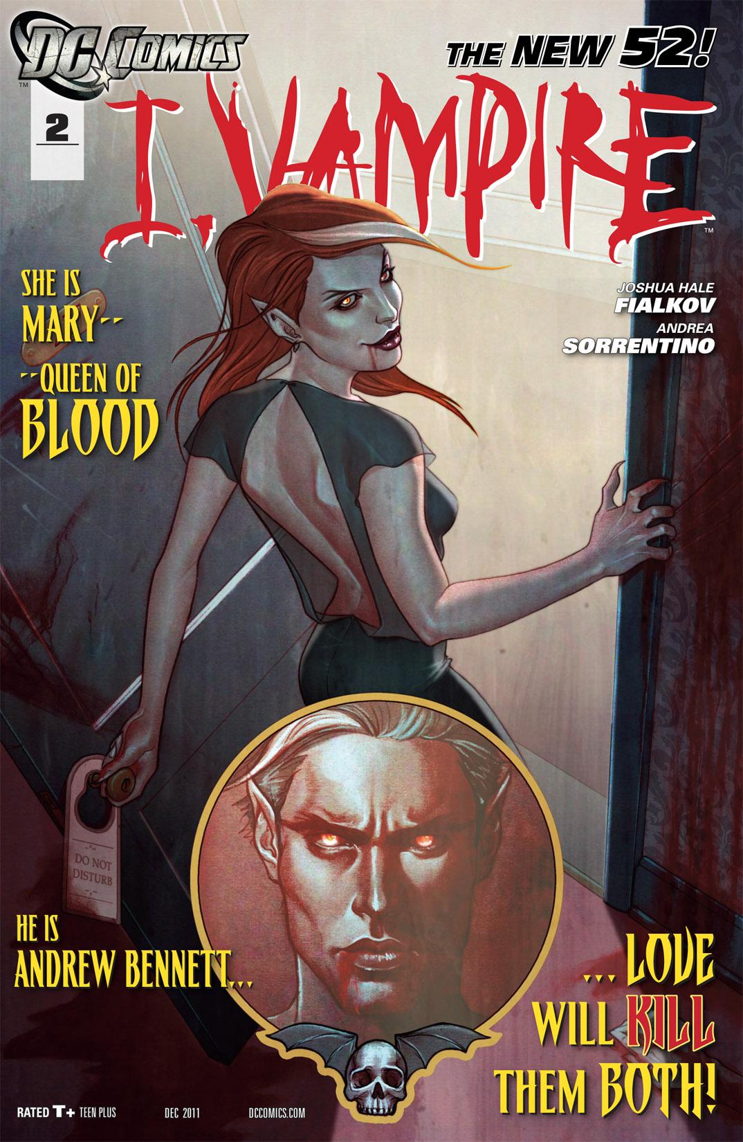 Eu, Vampiro Vol 1 2