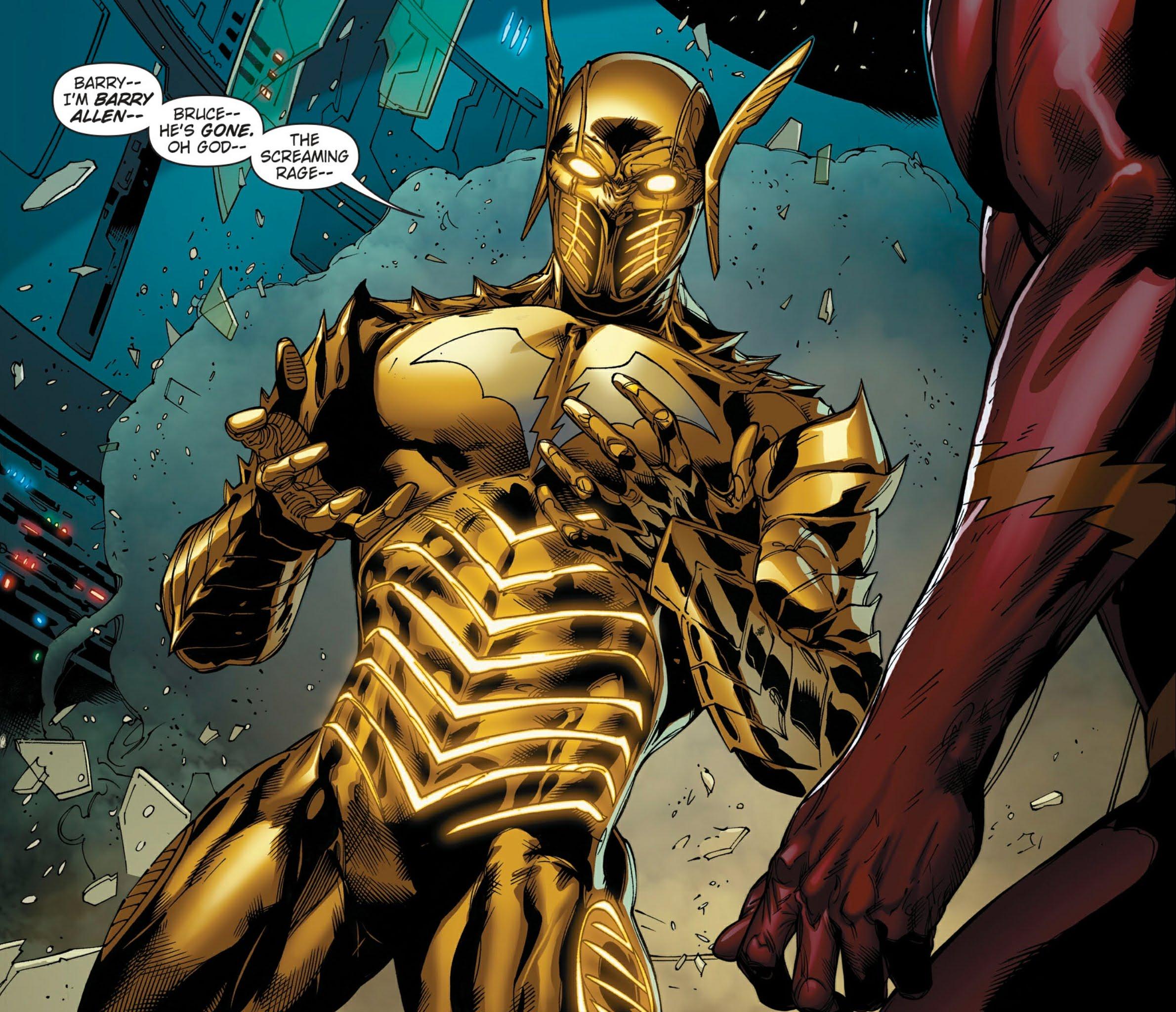 Barry Allen (Terra -52)