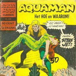 Aquaman Classics 2528