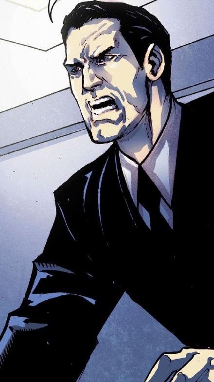 Presidente Boon (Injustiça: O Regime)