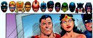 Superman Batman Wonder Woman Earth-2