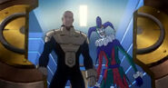 Justice League (Crime Syndicate Earth) (Crisis on Two Earths)