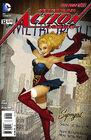Action Comics Vol 2 32 Bombshell Variant