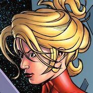 Ultragirl - Crime Syndicate Vol 1 5 1