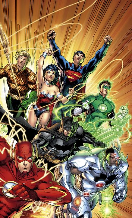 Liga da Justiça: Origem (Coleção)