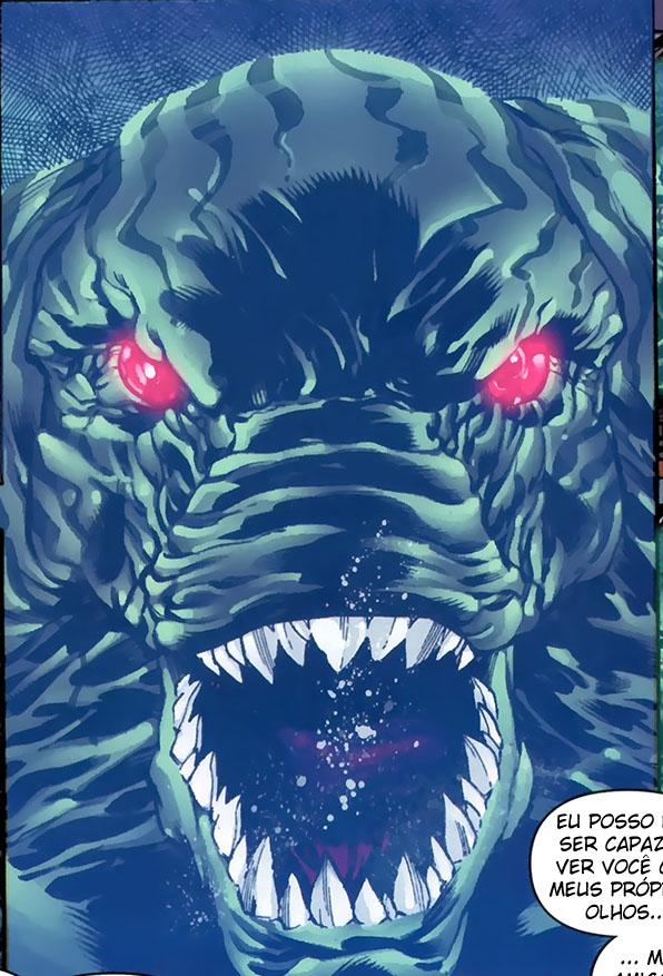 Monstro Invisível (Terra Primal)