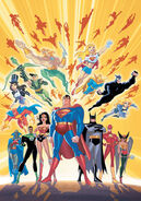 Justice League Unlimited United They Stand Textless