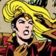 Corla Tavo - The Shadow War of Hawkman Vol 1 2 1