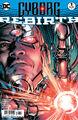 Cyborg Rebirth Vol 1 1