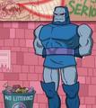 Darkseid Teen Titans Go! 0001
