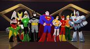 Super Friends DC Super Friends 0001
